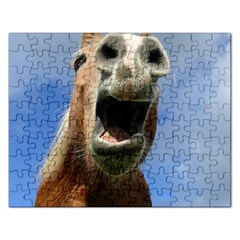 Haflinger  Jigsaw Puzzle (Rectangle)