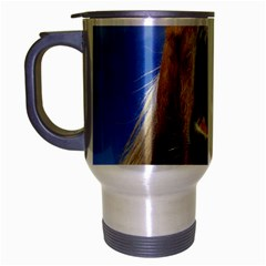 Haflinger  Travel Mug (Silver Gray)