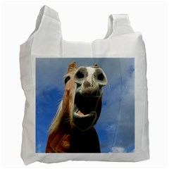 Haflinger  Recycle Bag (One Side)