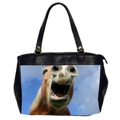 Haflinger  Oversize Office Handbag (two Sides)
