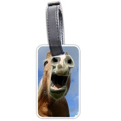 Haflinger  Luggage Tag (Two Sides)