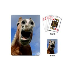 Haflinger  Playing Cards (Mini)