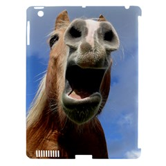 Haflinger  Apple iPad 3/4 Hardshell Case (Compatible with Smart Cover)