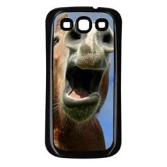 Haflinger  Samsung Galaxy S3 Back Case (Black)