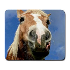 Haflinger  Large Mouse Pad (Rectangle)