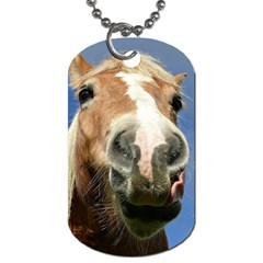 Haflinger  Dog Tag (Two-sided)