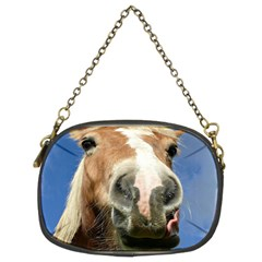 Haflinger  Chain Purse (two Sided)