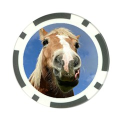 Haflinger  Poker Chip (10 Pack)