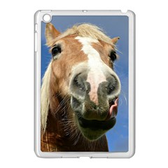 Haflinger  Apple iPad Mini Case (White)