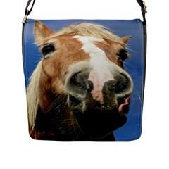 Haflinger  Flap Closure Messenger Bag (Large)