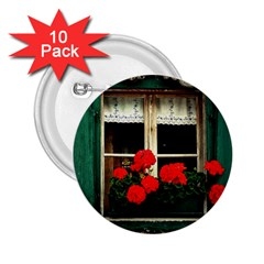 Window 2 25  Button (10 Pack)
