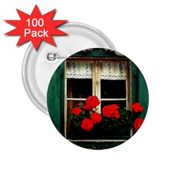 Window 2 25  Button (100 Pack)