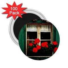 Window 2.25  Button Magnet (100 pack)