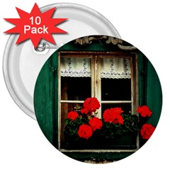 Window 3  Button (10 pack)