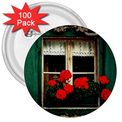 Window 3  Button (100 Pack)