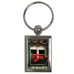 Window Key Chain (rectangle)