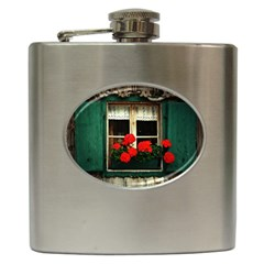 Window Hip Flask