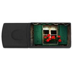 Window 2GB USB Flash Drive (Rectangle)