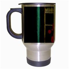 Window Travel Mug (Silver Gray)