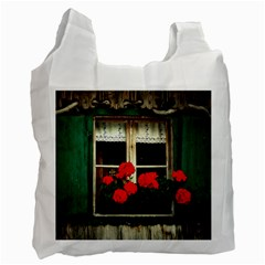 Window Recycle Bag (Two Sides)