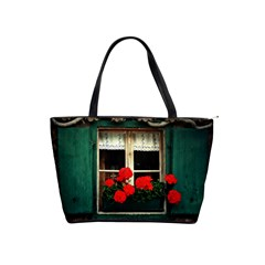 Window Large Shoulder Bag