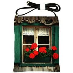 Window Shoulder Sling Bag