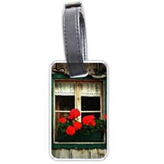 Window Luggage Tag (Two Sides)