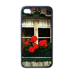 Window Apple iPhone 4 Case (Black)