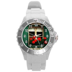 Window Plastic Sport Watch (large)