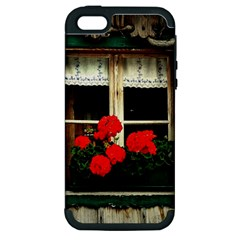 Window Apple iPhone 5 Hardshell Case (PC+Silicone)