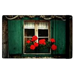 Window Apple iPad 2 Flip Case