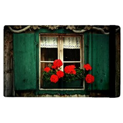Window Apple Ipad 3/4 Flip Case