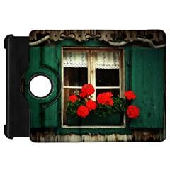 Window Kindle Fire HD 7  Flip 360 Case