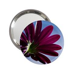 Daisy Handbag Mirror (2.25 )
