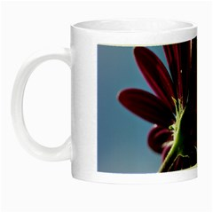 Daisy Glow in the Dark Mug