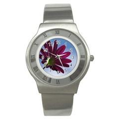 Daisy Stainless Steel Watch (Unisex)