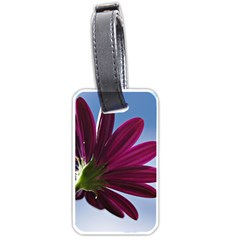 Daisy Luggage Tag (Two Sides)