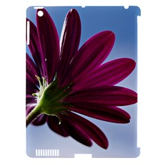 Daisy Apple Ipad 3/4 Hardshell Case (compatible With Smart Cover)