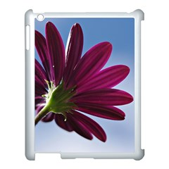 Daisy Apple iPad 3/4 Case (White)