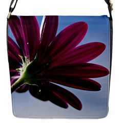 Daisy Flap closure messenger bag (Small)