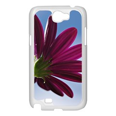 Daisy Samsung Galaxy Note 2 Case (White)