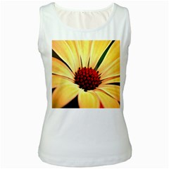 Osterspermum Womens  Tank Top (White)