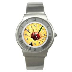 Osterspermum Stainless Steel Watch (Unisex)
