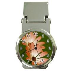 Osterspermum Money Clip with Watch
