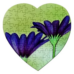 Osterspermum Jigsaw Puzzle (heart)