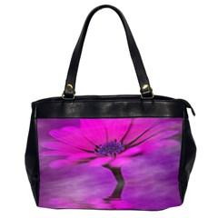 Osterspermum Oversize Office Handbag (Two Sides)