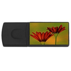 Osterspermum 1GB USB Flash Drive (Rectangle)