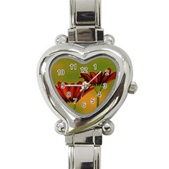 Osterspermum Heart Italian Charm Watch