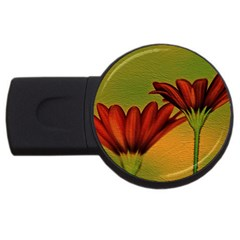 Osterspermum 4GB USB Flash Drive (Round)