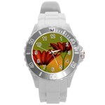 Osterspermum Plastic Sport Watch (Large) Front